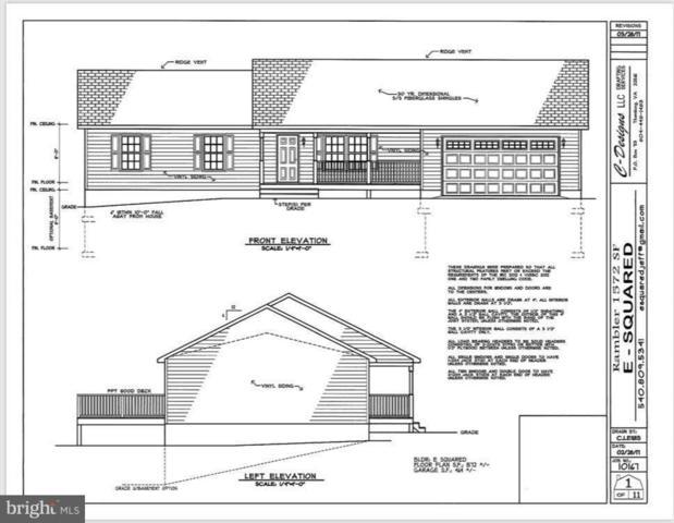 Grogan Lane, KING GEORGE, VA 22485 (#1009958526) :: RE/MAX Cornerstone Realty