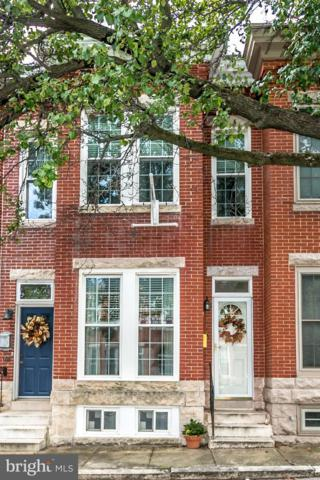 1726 Belt Street, BALTIMORE, MD 21230 (#1009958820) :: The Dailey Group