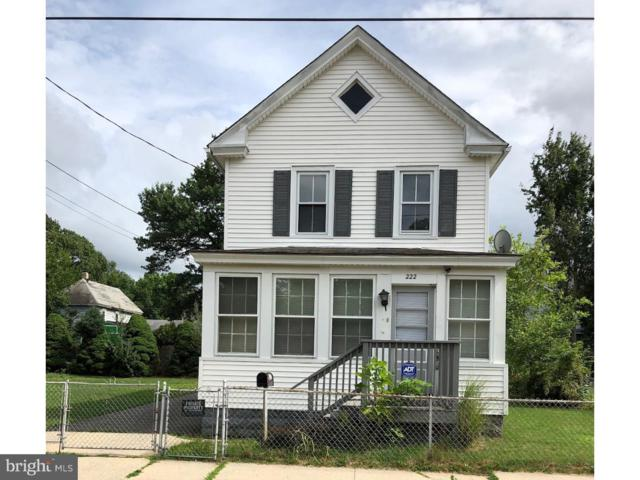 222 W Washington Street, PAULSBORO, NJ 08066 (#1009958882) :: Remax Preferred | Scott Kompa Group