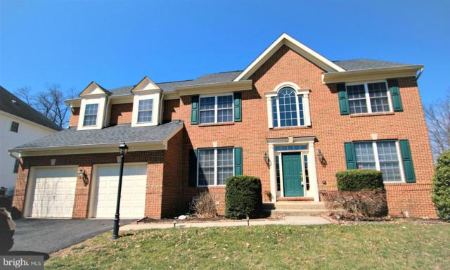 3747 Stonewall Manor Drive, TRIANGLE, VA 22172 (#1009959010) :: Great Falls Great Homes