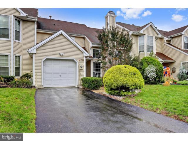 228 Daffodil Drive, FREEHOLD, NJ 07728 (#1009959100) :: Colgan Real Estate