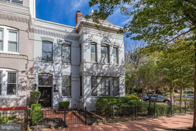 1414 E Street SE, WASHINGTON, DC 20003 (#1009961922) :: Remax Preferred | Scott Kompa Group