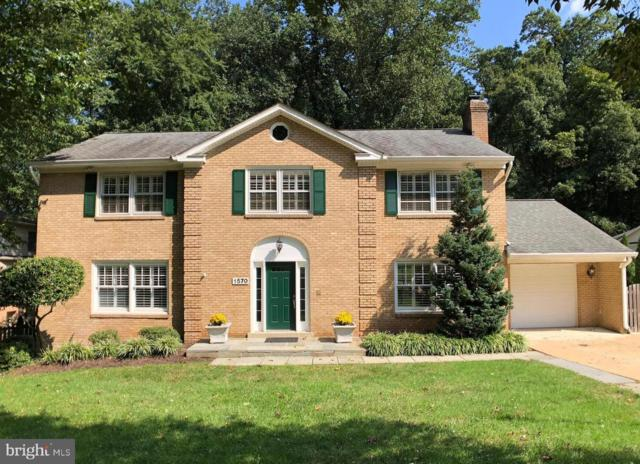 1570 Forest Villa Lane, MCLEAN, VA 22101 (#1009961950) :: Pearson Smith Realty