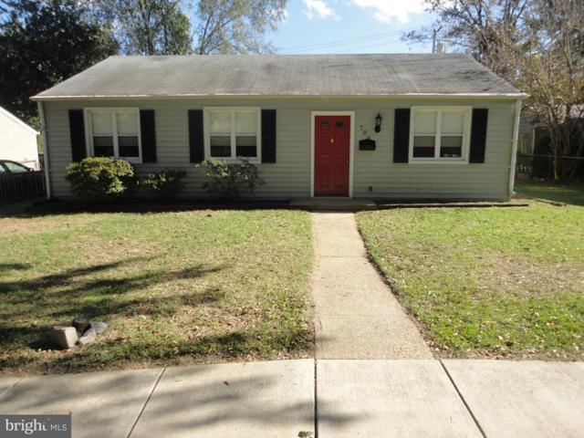 705 Berry Road, GLEN BURNIE, MD 21061 (#1009962162) :: Colgan Real Estate