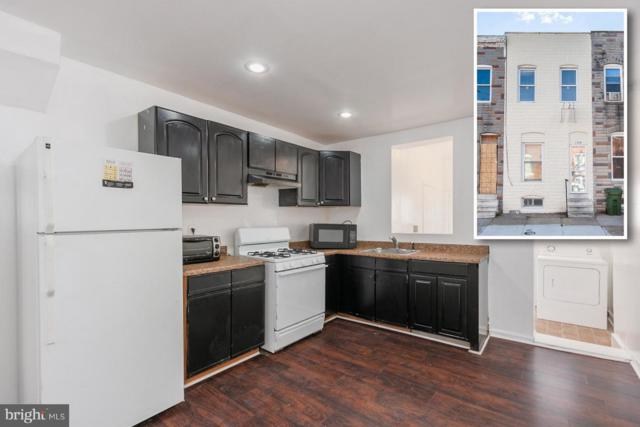 1335 James Street, BALTIMORE, MD 21223 (#1009962438) :: Labrador Real Estate Team