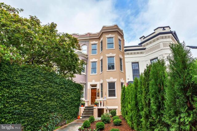 720 East Capitol Street NE, WASHINGTON, DC 20003 (#1009962512) :: Browning Homes Group