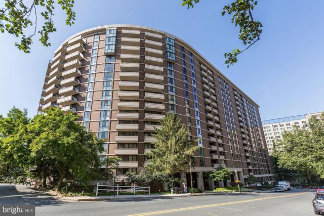 4620 Park Avenue 1604E, CHEVY CHASE, MD 20815 (#1009962608) :: The Daniel Register Group