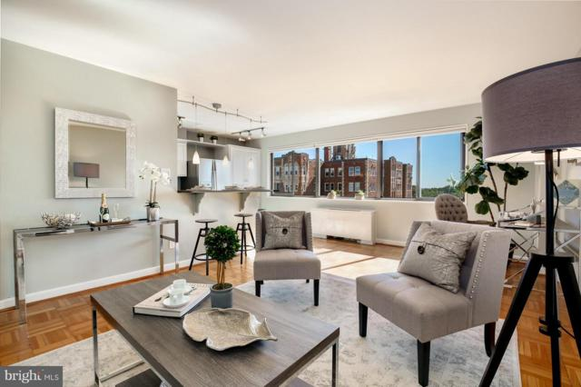 3701 Connecticut Avenue NW #922, WASHINGTON, DC 20008 (#1009962780) :: Remax Preferred | Scott Kompa Group