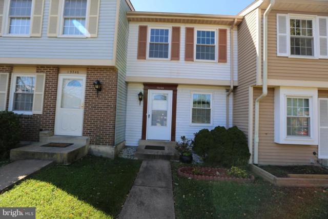 19348 Elderberry Terrace, GERMANTOWN, MD 20876 (#1009963056) :: Dart Homes