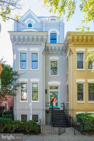 17 7TH Street SE, WASHINGTON, DC 20003 (#1009963450) :: AJ Team Realty