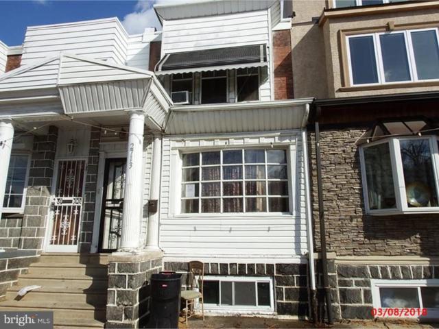 2713 S Smedley Street, PHILADELPHIA, PA 19145 (#1009963528) :: Fine Nest Realty Group