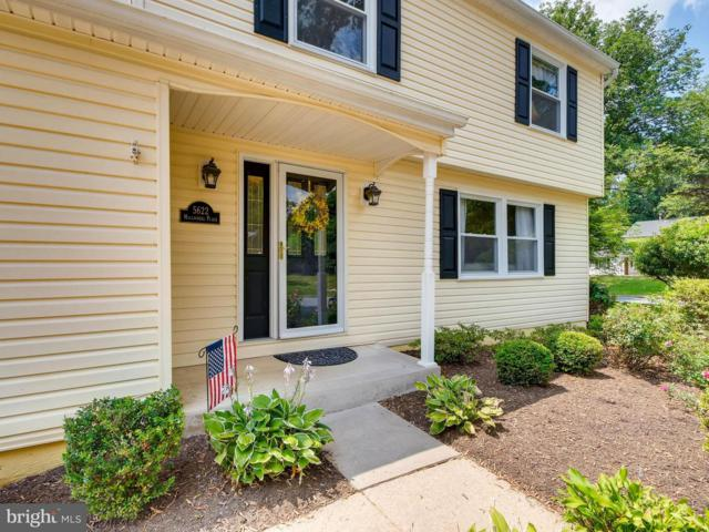 5622 Millwheel Place, COLUMBIA, MD 21045 (#1009963546) :: The Miller Team