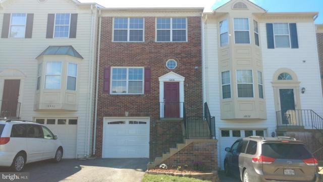 16836 Capon Tree Lane, WOODBRIDGE, VA 22191 (#1009963622) :: AJ Team Realty