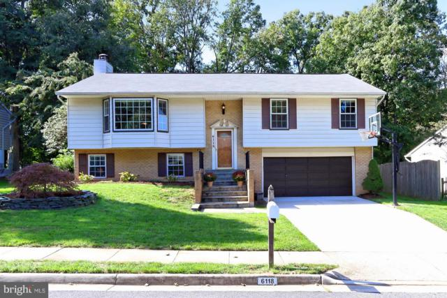 6118 Rockwell Court, BURKE, VA 22015 (#1009963960) :: RE/MAX Executives