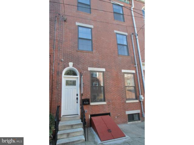540 Queen Street, PHILADELPHIA, PA 19147 (#1009964142) :: Remax Preferred | Scott Kompa Group