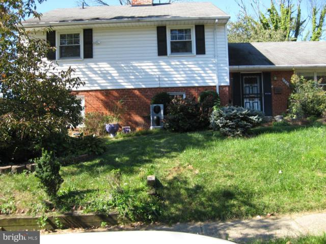 5806 Nystrom Street, NEW CARROLLTON, MD 20784 (#1009964156) :: The Gus Anthony Team