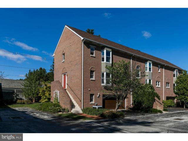 205 E Evans Street #11, WEST CHESTER, PA 19380 (#1009964300) :: The John Collins Team