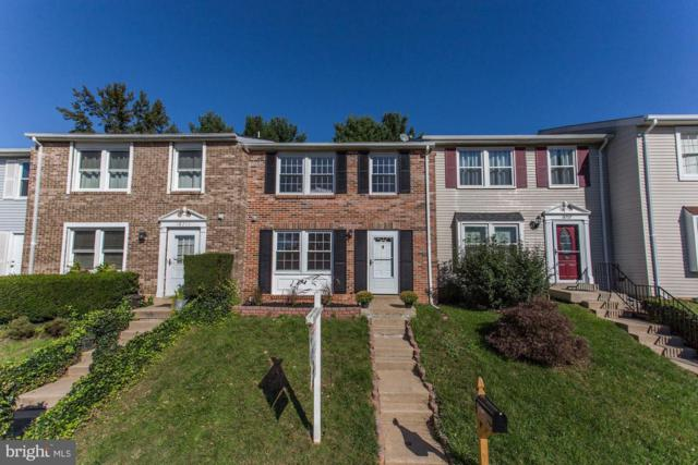 18709 Pintail Lane, GAITHERSBURG, MD 20879 (#1009964414) :: Five Doors Network