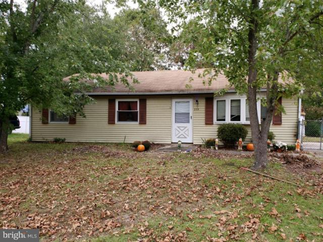 235 Coville Drive, BROWNS MILLS, NJ 08015 (#1009964462) :: REMAX Horizons