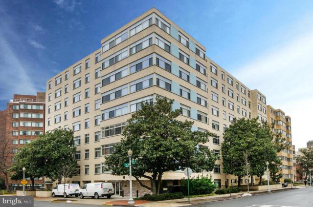 2401 H Street NW #707, WASHINGTON, DC 20037 (#1009964962) :: Crossman & Co. Real Estate