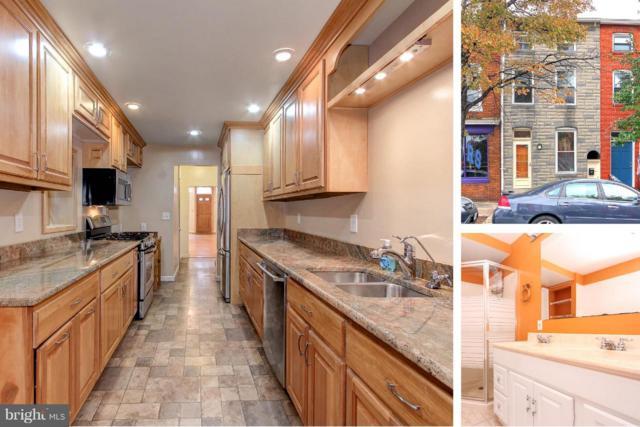 303 S Ann Street, BALTIMORE, MD 21231 (#1009964986) :: Dart Homes