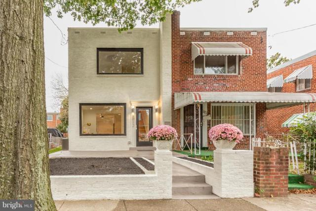 5012 13TH Street NE, WASHINGTON, DC 20017 (#1009965412) :: Colgan Real Estate