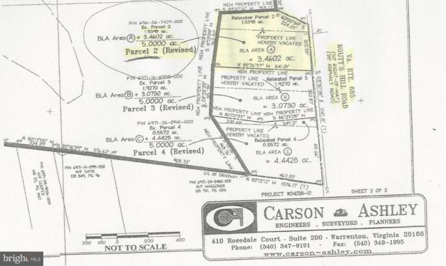 0 Routts Hill Road, WARRENTON, VA 20186 (#1009965592) :: Dart Homes