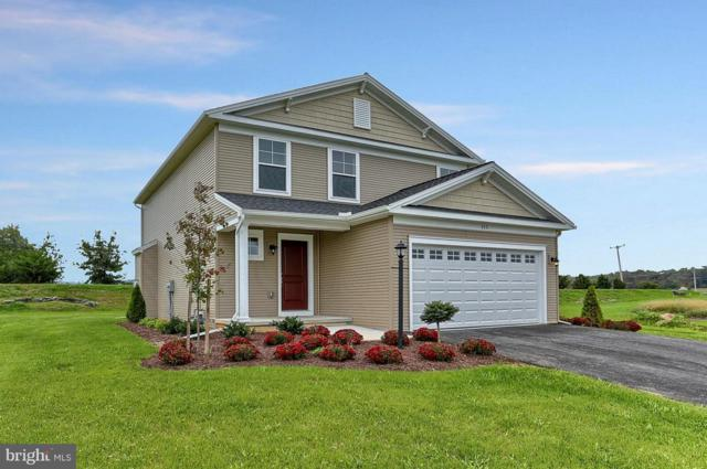 515 Cambridge Lane, SHIPPENSBURG, PA 17257 (#1009970504) :: Benchmark Real Estate Team of KW Keystone Realty