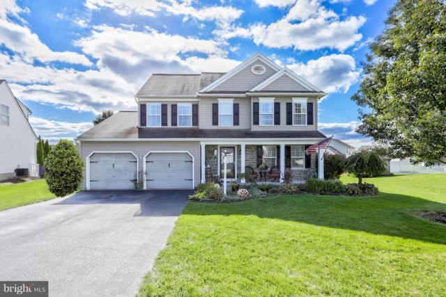 3732 Wheatland Drive, DOVER, PA 17315 (#1009970996) :: Benchmark Real Estate Team of KW Keystone Realty
