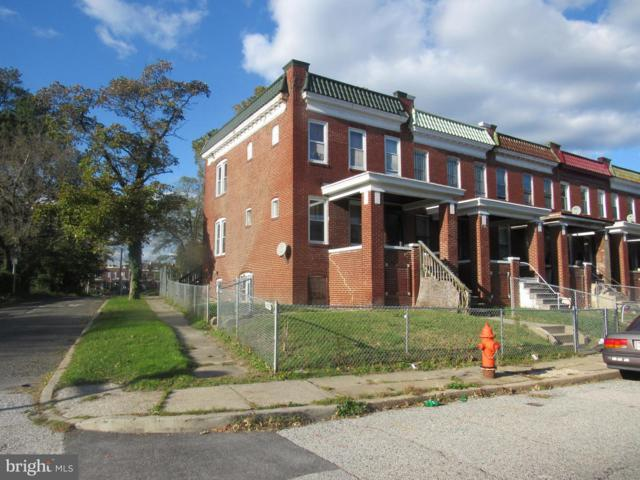 2526 Shirley Avenue, BALTIMORE, MD 21215 (#1009971090) :: The Putnam Group