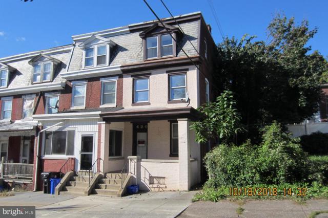 420 Woodbine Street, HARRISBURG, PA 17110 (#1009971228) :: The Craig Hartranft Team, Berkshire Hathaway Homesale Realty