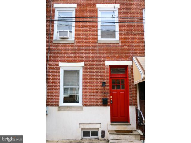 743 S Darien Street, PHILADELPHIA, PA 19147 (#1009971436) :: Remax Preferred | Scott Kompa Group