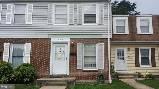 8504 Gradien Drive 20C, BALTIMORE, MD 21236 (#1009971630) :: Charis Realty Group