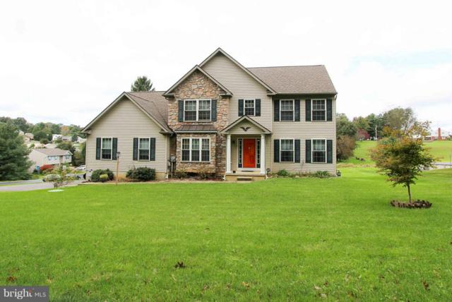 549 Crestwood Drive, RED LION, PA 17356 (#1009971754) :: The Heather Neidlinger Team With Berkshire Hathaway HomeServices Homesale Realty