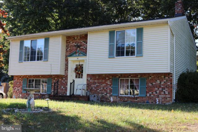91 Devonne Drive, FREDERICKSBURG, VA 22407 (#1009971874) :: RE/MAX Cornerstone Realty