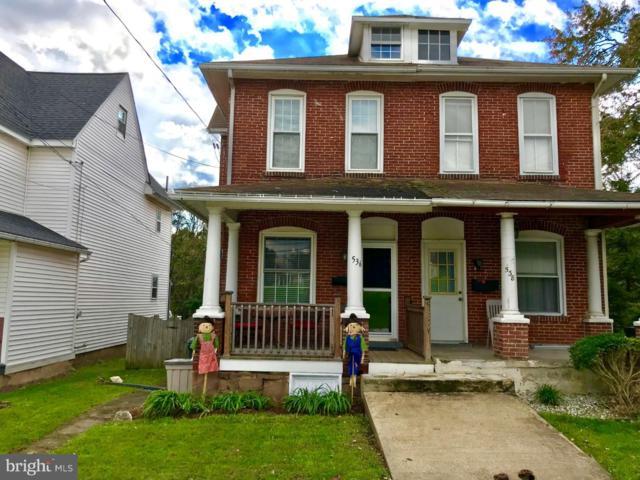 536 Bridge Street, SPRING CITY, PA 19475 (#1009971906) :: Remax Preferred | Scott Kompa Group