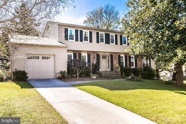 101 Medlow Court, LUTHERVILLE TIMONIUM, MD 21093 (#1009972670) :: The Gus Anthony Team