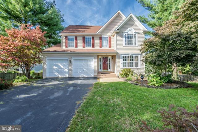 411 Georgetown Court NE, LEESBURG, VA 20176 (#1009972764) :: The Gus Anthony Team