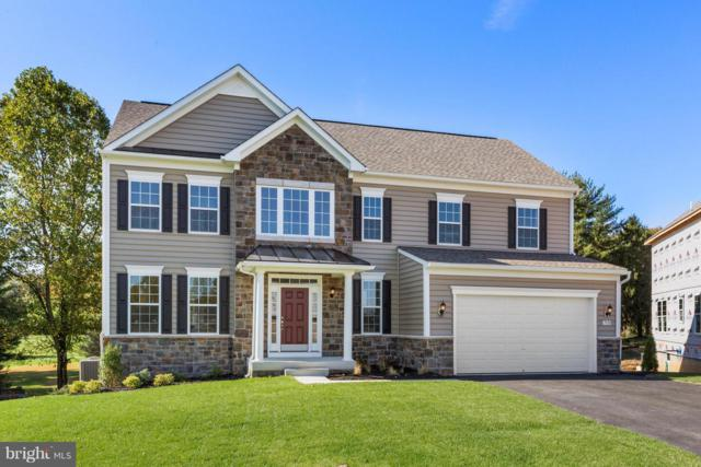 0 Hibiscus Court Oakdale Ii, WALKERSVILLE, MD 21793 (#1009972864) :: AJ Team Realty
