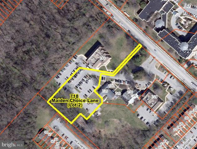 718 Maiden Choice Lane, CATONSVILLE, MD 21228 (#1009976772) :: Colgan Real Estate