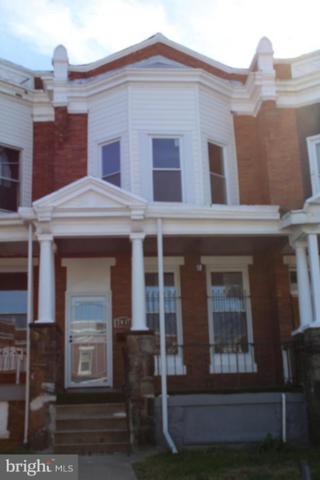 2037 E 31ST Street, BALTIMORE, MD 21218 (#1009977066) :: Labrador Real Estate Team