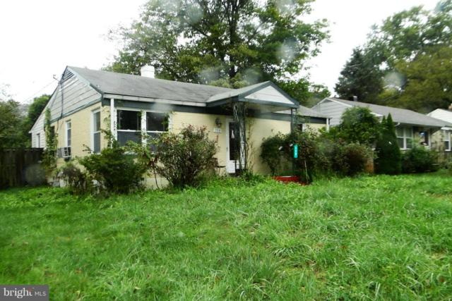 706 Greenwood Road, BALTIMORE, MD 21208 (#1009977200) :: The Gus Anthony Team