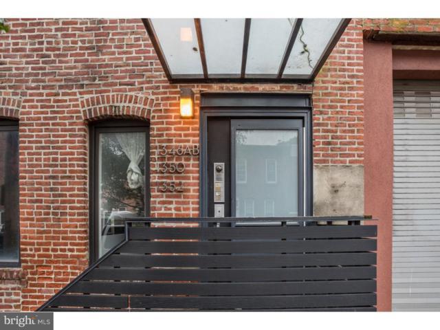 1346 E Berks Street B, PHILADELPHIA, PA 19125 (#1009979422) :: Remax Preferred | Scott Kompa Group