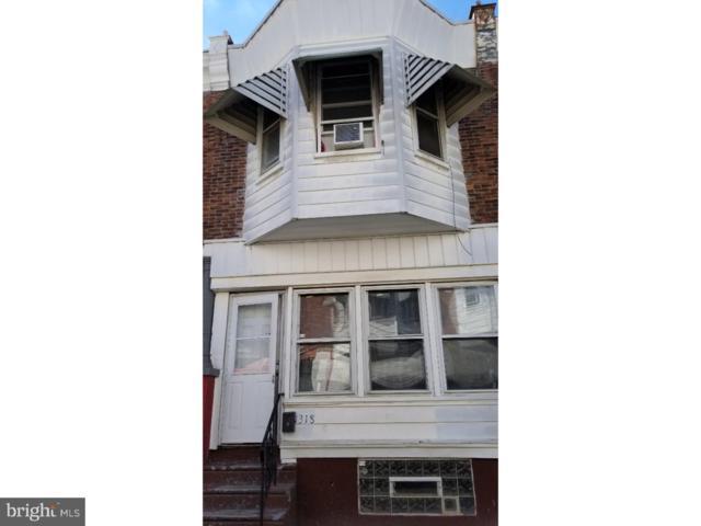 1318 N Wanamaker Street, PHILADELPHIA, PA 19131 (#1009979708) :: The John Collins Team