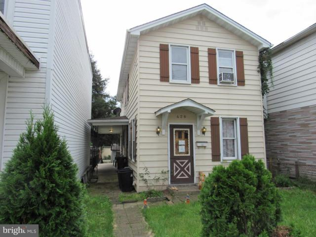 428 Columbia Street, CUMBERLAND, MD 21502 (#1009979920) :: Great Falls Great Homes