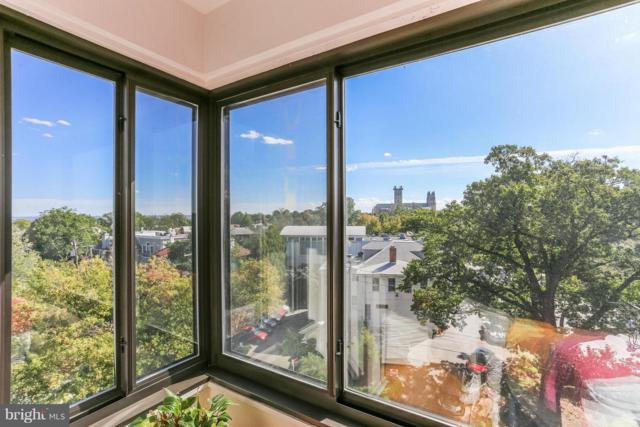 3601 Wisconsin Avenue NW #505, WASHINGTON, DC 20016 (#1009979970) :: Charis Realty Group