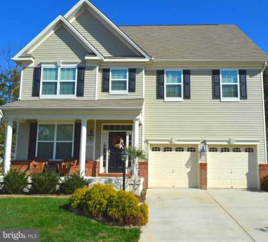 7725 Hollins Chapel Court, GLEN BURNIE, MD 21060 (#1009979994) :: Advance Realty Bel Air, Inc