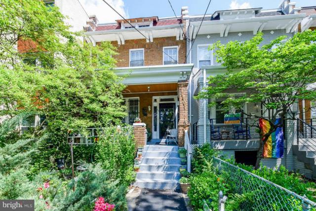 611 Jefferson Street NW, WASHINGTON, DC 20011 (#1009980482) :: Jennifer Mack Properties