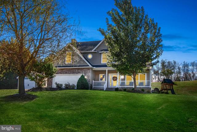 7416 Pigeon Hill Road, SPRING GROVE, PA 17362 (#1009980488) :: The Heather Neidlinger Team With Berkshire Hathaway HomeServices Homesale Realty
