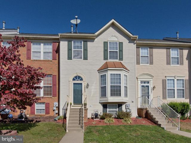 1805 Free Terrace, FREDERICK, MD 21702 (#1009980680) :: The Gus Anthony Team